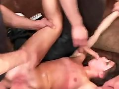 Gangbang, Brutal, Double anal, Double, Anal