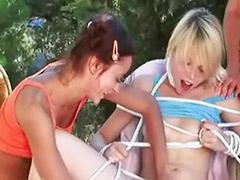 Trio lesbiennes, Lezzie