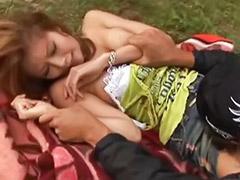 캐인, 일본 야외섹스, 일본 일반인 섹스