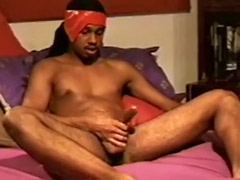 Онанизм гей соло камшот