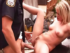 Public banging, Pretty sex