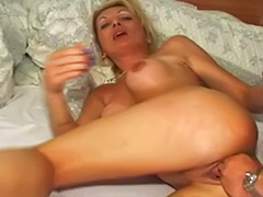 Mature anal, German anal, Anal stockings