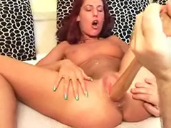 Threesome fist, Peeing blondes, Peeing and masturbating, Pee fisting, Pee fist, Shaved pee