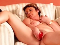 Hairy masturbation, Hairy solo