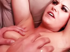 Thick anal, Thick cum, Thick cock threesome, Thick cock, Loves threesome, Loves double