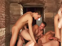 Rimming group, Foursomes, Foursome sex, Foursome gay, Foursome anal, Foursom