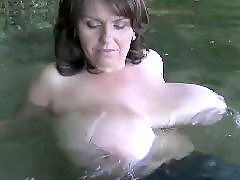 German, Big boobs, Nipple, Fat, Nipples, Milf