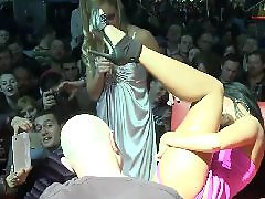 Public showing, Public sex show, Wildly, Public show, Strippers, Stripper sex