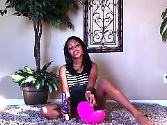 Teen, Webcam, Black