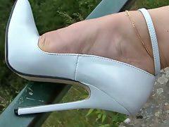 Heels, Outdoor, High heels