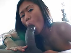 Hot guys cum, Asian guy interracial, Asian interracial black