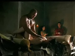 سکس افراد مشهور, اسپارتاکوس