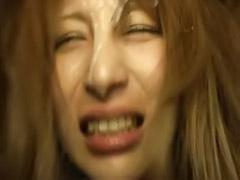 하드코어 ㄷ동양인ㄷ, 일본얼굴정액