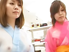 Solo girl flash, Outdoors flashing, Outdoor flashing, Outdoor flash, Japanese public flash, Japanese solo public