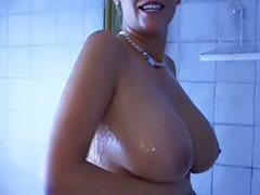 Tits solo, Tits shower, Shower tits, Shower tit, Shower solo girl, Shower solo