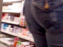 Anal, Voyeur, Jeans