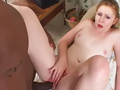 Shaved dicks, Licking dick, Licking black, Oral interracial, On heels, Interracial oral