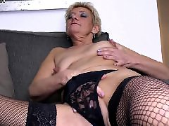 Granny, Mature stockings