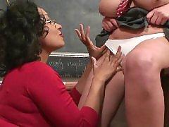 Teacher, Bbw lesbian