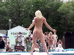 Public nude, Partı, Parting, Part, Poppin, Nudes-a-poppin