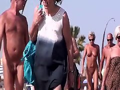 Public, Beach, French, Voyeur