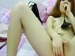 دختر با دختر ژاپنی, خود ارضایی کره ای
