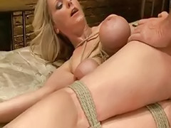 Tits bondage, Tit bondage, Submissive sex, Submissive blowjob, Submissive anal, Submissive