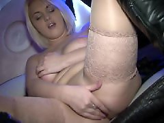 Busty anal, Anal masturbation