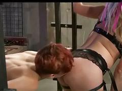 Anal double toy, Tits bondage, Tit bondage lesbians, Tit bondage, Toys anal fetish, Redhead small