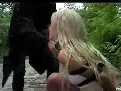 Wood fuck, Public cumming, Public bondage, Public blowjob cum, Public outdoor sex, Strap -on