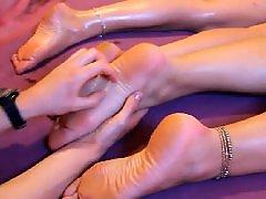 بعدپfun, Germanű, Threesome with feet, Threesome with, Threesome foot, Threesome feet