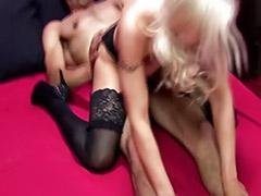 Hookers, Blondes sucking cock, Hooker blowjob, Hooker