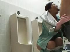 Public bathroom blowjob, Japanese sex dolls, Dolls blowjob, Bathroom japanese, Clean