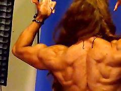 섹시 미녀, 근육거유, 근ㅊㄴ, 거유근육, 근육, 여신