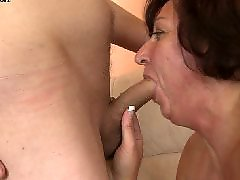 Granny, Old and young, Mature, Granny fuck, Matures
