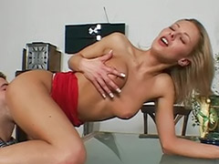 Tight pussy fuck, Tight blonde, Room sex, Sex in room, Tight cum, Sex room