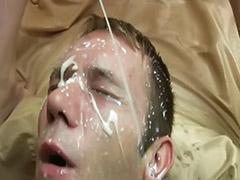 Pied gay, Pie gay, Oral cumshots, Horny anal sex, Fucking creamed, Facial gay