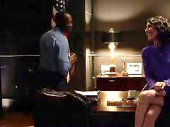R house, Hot brunette, Lisa, Lie, House, Hot scene