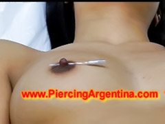 Pierced nipples, Pierced couple, Pierced-nipples, Nipple piercing, Laمم, Laمشاهير