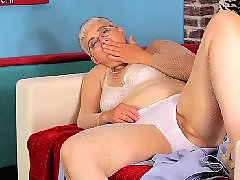 Granny, Hairy, Mature