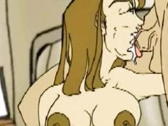 性感大奶正妹, 帥哥美女動畫, 帥哥美女動漫, 動漫 乳交, 動漫大奶, H動漫
