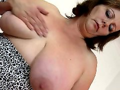 Big pussy, Old, Granny, Mature, Mother
