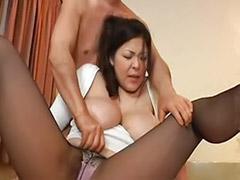 Japanese milf, Japanese big tits