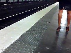 Voyeur upskirt, Voyeur legs, Upskirt voyeur, Leggings voyeur, Leggings, Beautifuls