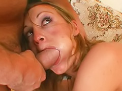 Anal to, Vagina cock, Two threesomes, Two cum, Two blonds, Two blondes