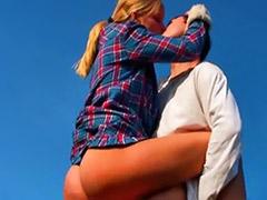 Teen amateur outdoor, Irresistible, Amateur teen outdoor