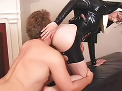 Rims ass, Rimming ass, Slave sex, Slaves couple, Slave oral, Slave femdom