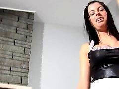 Serviced, Service, Maid service, Maid handjob, On duty, Handjob service