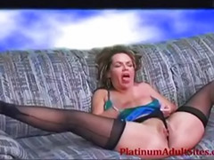 Solo stockings, Solo anal