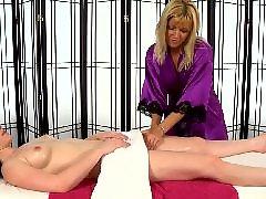 Lesbian massage, Massage